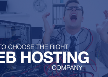 The best guide to choose a right hosting company