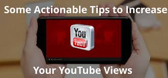 The smart ways to get real views on Youtube