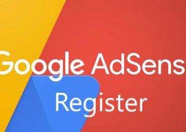 Top secrets to register Google Adsense successfully