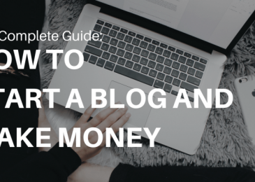 The great tips to start a blog for making money online