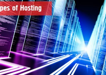 What type of hosting do you need?