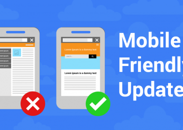 What should you do when Google Mobile Friendly updates