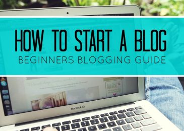The guide to start a blog in a right way