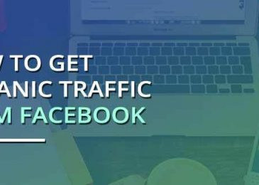 Great tips to get organic traffic from Facebook