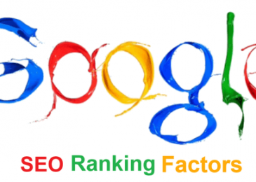 7 most important SEO ranking factors you should memorise